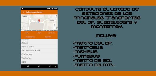 Metro y Metrobus de Mexico pc screenshot