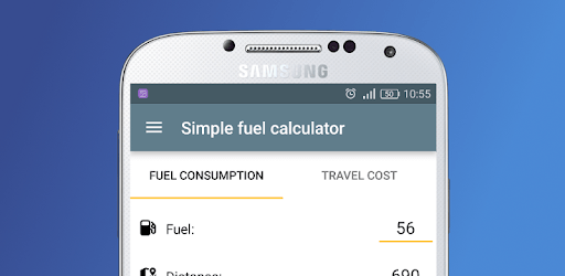 Simple fuel calculator pc screenshot