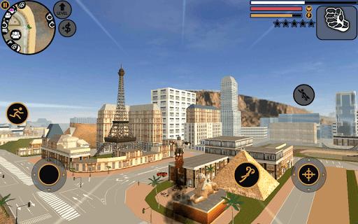 Vegas Crime Simulator APK screenshot 1