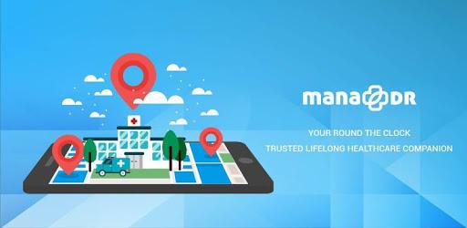 MaNaDr for Patient pc screenshot