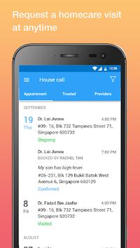 MaNaDr for Patient APK screenshot 1