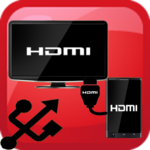 TV USB Monitor (hdmi/mhl/usb screen mirroring) icon