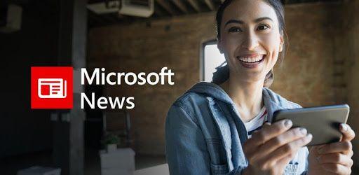 Microsoft News pc screenshot