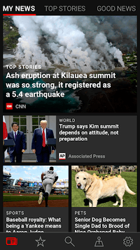 Microsoft News APK screenshot 1