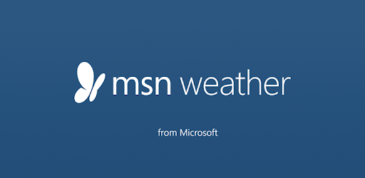 MSN Weather - Forecast & Maps pc screenshot