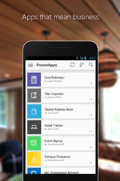PowerApps APK screenshot 1