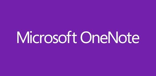 Microsoft OneNote pc screenshot