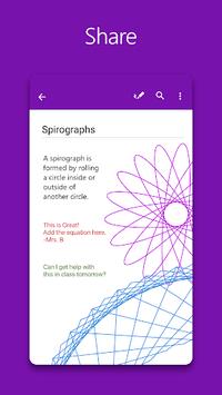 Microsoft OneNote APK screenshot 1