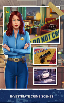 Detective Love – Story Games with Choices APK screenshot 1