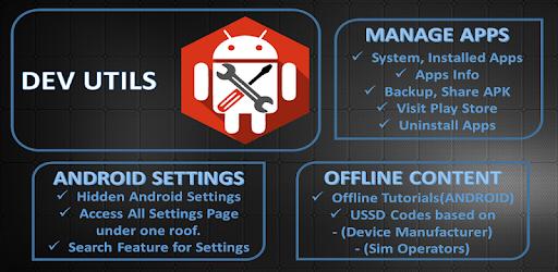 Dev Utils pc screenshot