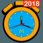 Alarm Clock & Timer & Stopwatch & World Clock app