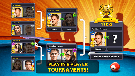8 Ball Pool APK screenshot 1