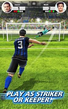 Football Strike - Multiplayer Soccer APK screenshot 1