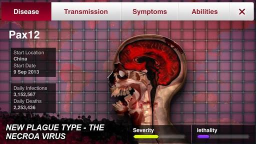 Plague Inc. APK screenshot 1