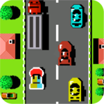 Road Racing - Car Fighter - Classic NES Car Racing icon