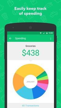 Mint: Budget, Bills, Finance APK screenshot 1