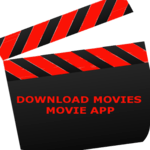 Download Movies App icon
