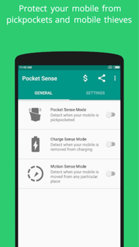 Pocket Sense APK screenshot 1