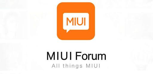 Xiaomi MIUI Forum pc screenshot