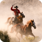 Ultimate Real Horses of the Forest Simulator 2018 icon