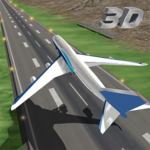 Plane Landing Simulator 2017 icon