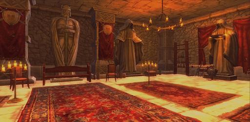 Kingdom Quest Crimson Warden 3D RPG pc screenshot
