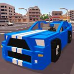 Blocky Car Racer icon
