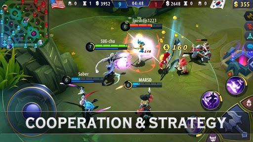 Mobile Legends: Bang Bang APK screenshot 1