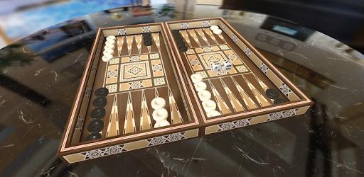 Original Backgammon pc screenshot