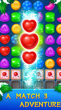 Candy Garden Legend APK screenshot 1