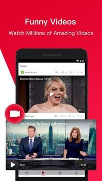 News Republic - Breaking and Trending News APK screenshot 1