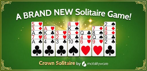 Crown Solitaire: A New Puzzle Solitaire Card Game pc screenshot