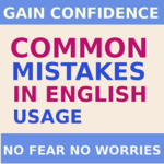 Common English Mistakes icon