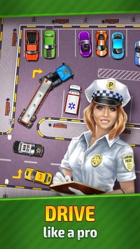 Parking Mania Deluxe screenshot 1