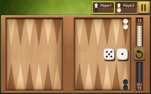 Backgammon King APK screenshot 1