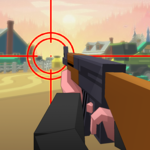 Cube Zombie Hunter icon