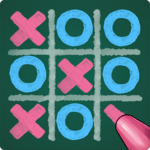 Tic Tac Toe King for pc icon