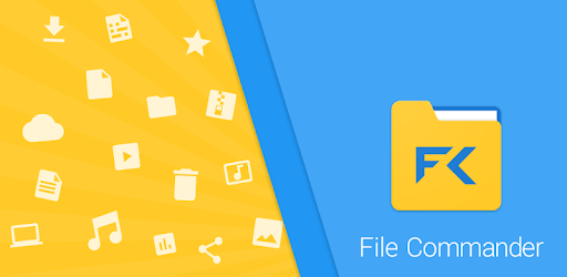 File Commander - Manager, Explorer and FREE Drive. pc screenshot