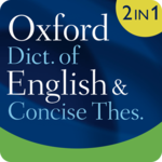 Oxford Dictionary of English & Thesaurus icon