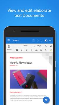 OfficeSuite - Office, PDF, Word Sheets Slides Note APK screenshot 1