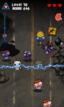 Zombie Smasher screenshot 1