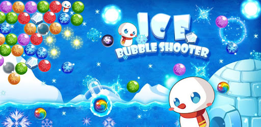Ice Bubble Shooter