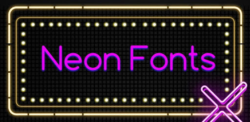Download Neon Font for FlipFont , Cool Fonts Text Free APK Download ...
