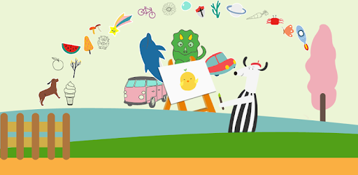 Kids Kingdom Doodler -Painting pc screenshot