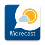Morecast - Your Personal Weather Companion icon