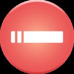 SmokeFree - quit smoking slowly icon