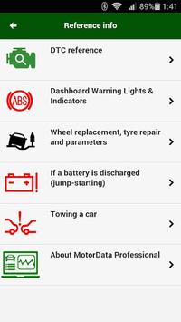 MotorData OBD Car Diagnostics. ELM OBD2 scanner APK screenshot 1
