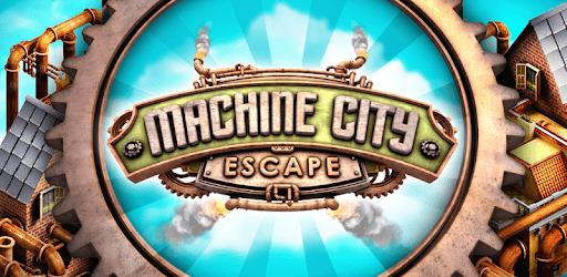 Escape Machine City pc screenshot
