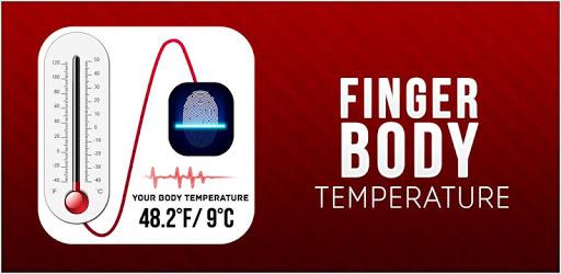 Finger Body Temperature Prank pc screenshot