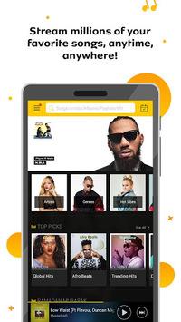 Music Plus APK screenshot 1